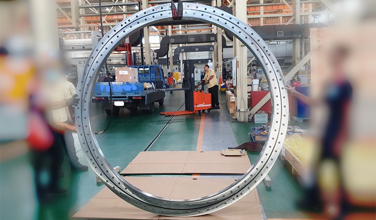 2.3 M OD Large Precision Slewing Bearing